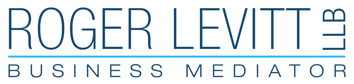 Roger Levitt Retina Logo
